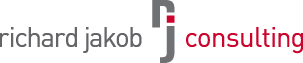 Logo Richard Jakob Consultiing GmbH